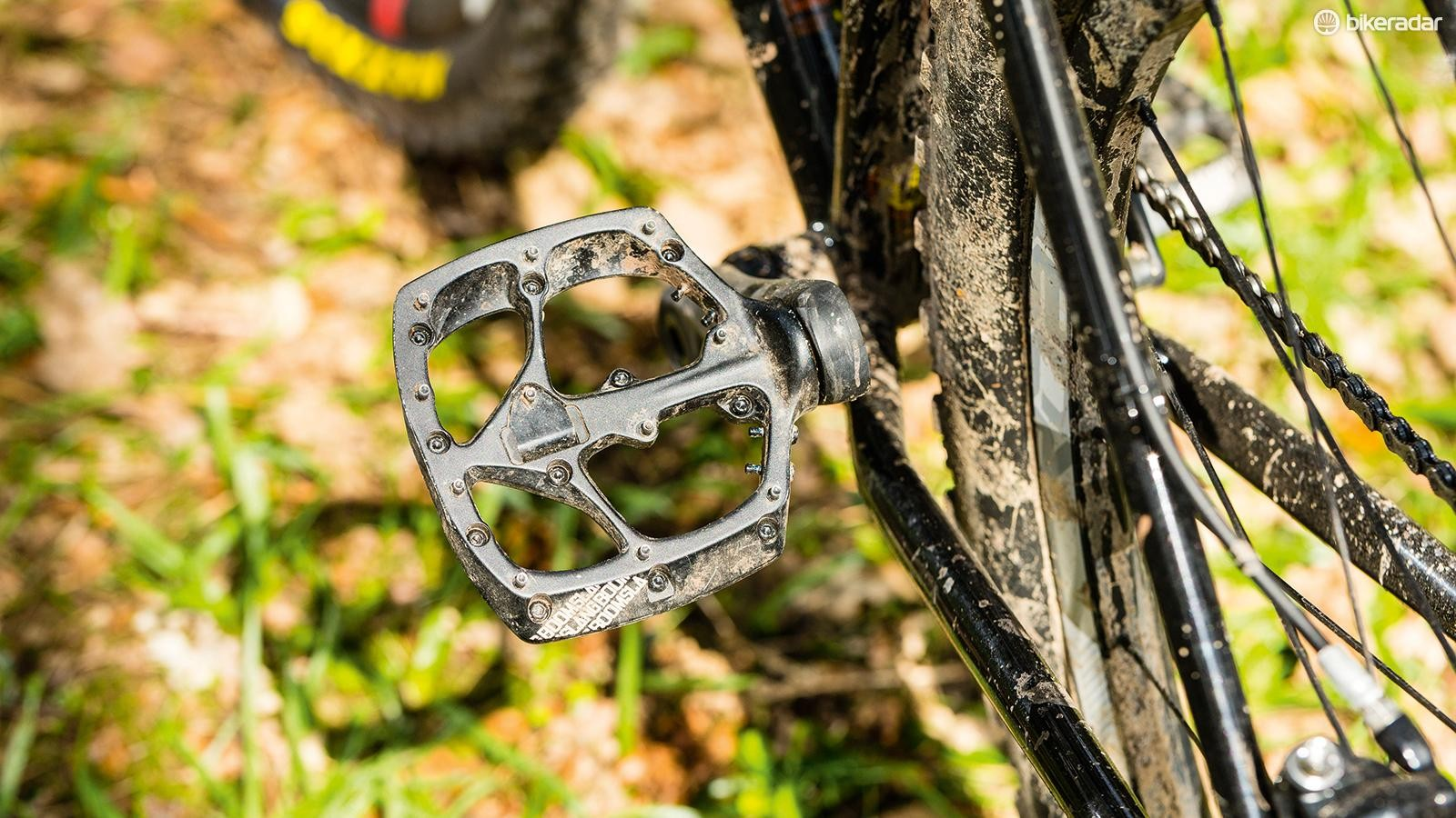 Specialized Boomslang pedals