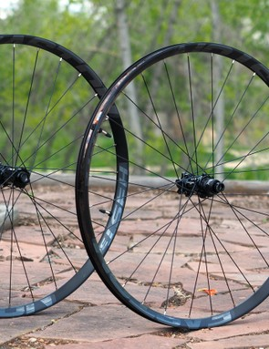 Easton's new Heist mountain bike wheels aim to bring the benefits of wider rims to riders on realistic budgets