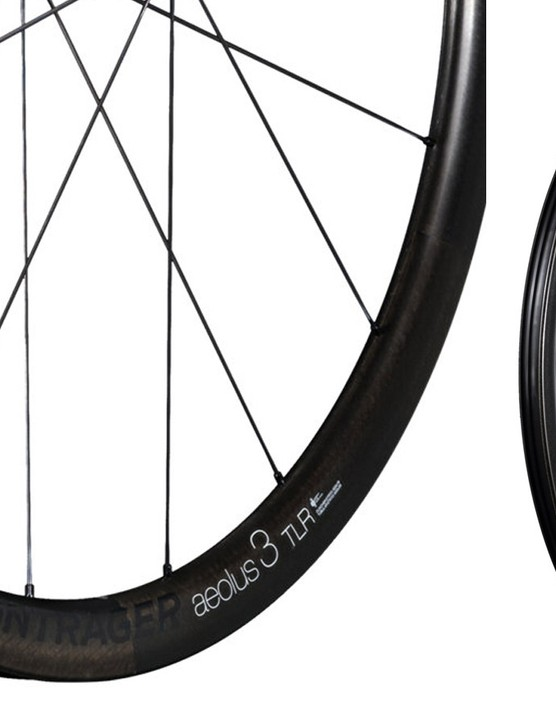 Bontrager has embraced tubless compatibility in its road wheels