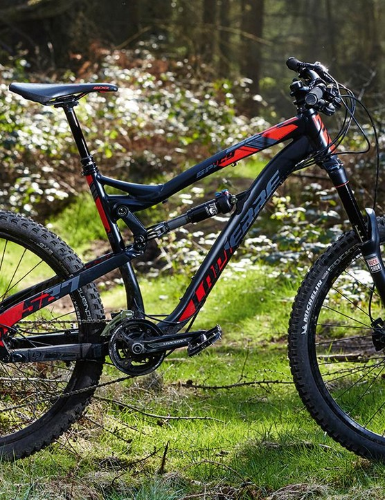 Lapierre's Spicy 527 is the latest incarnation of a much-loved, pedigree ride