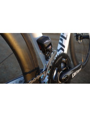 Shimano Ultegra Di2 makes the Ruby Pro more affordable than the Dura-Ace Di2-equipped S-Works Ruby