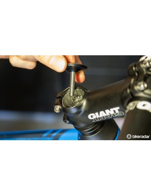 If you're struggling to tighten your headset, be sure check there is an appropriate gap from the top of the stem/spacers to the steerer tube