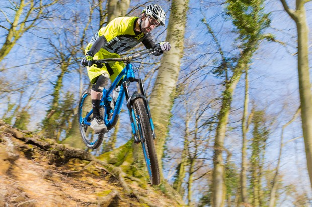Rob's been having a blast on his Canyon Strive CF 9.0 Race