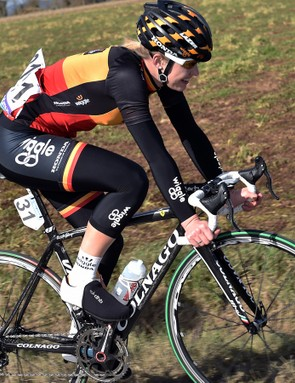 Wiggle-Honda riders race on unisex frames from Colnago, yet the sizing available suits the entire team