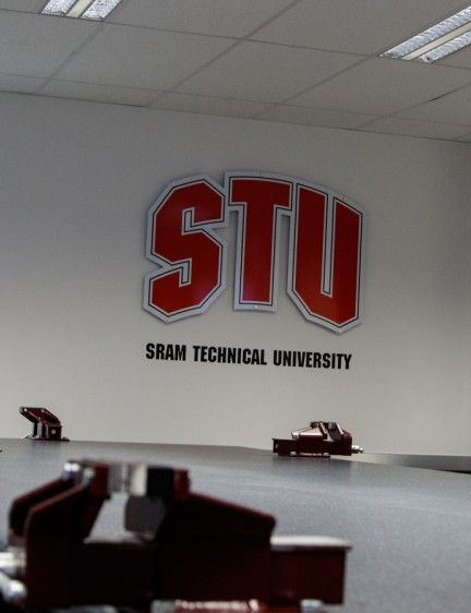 SRAM Technical University (STU) is where dealers learn how to make your bikes better