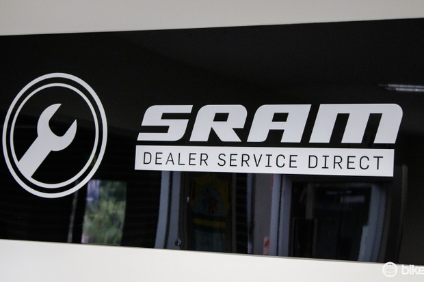 Welcome to SRAM Dealer Service Direct - take a tour of our gallery by swiping, tapping or clicking right