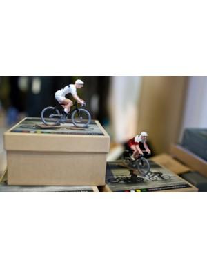 Cycling knick-knacks aplenty