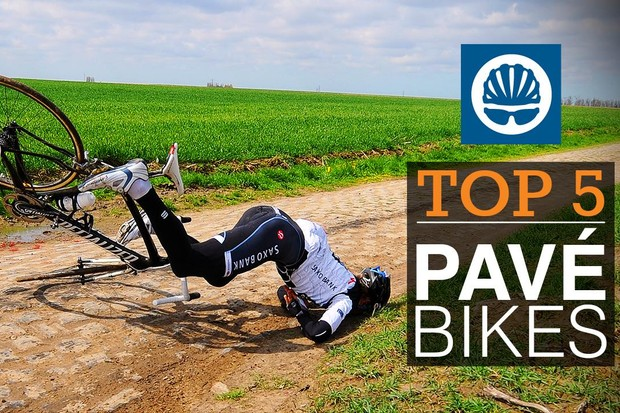 Top five pave bikes - video