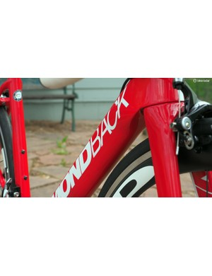 Diamondback's designers applied many lessons they learned with the company's Serios TT bike