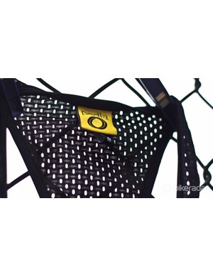 The mesh bib straps on the G2 bibs are comfortable