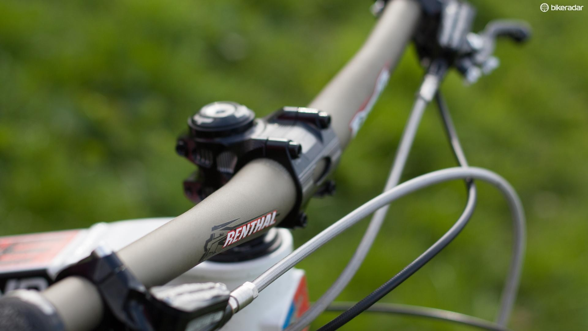 Fitting a shorter stem usually amounts to a significant improvement in handling