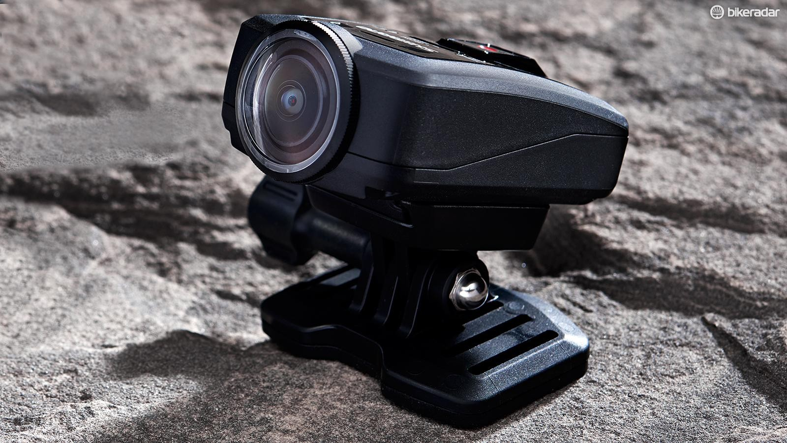 Shimano's Sport Camera is light, sturdy and a competent performer