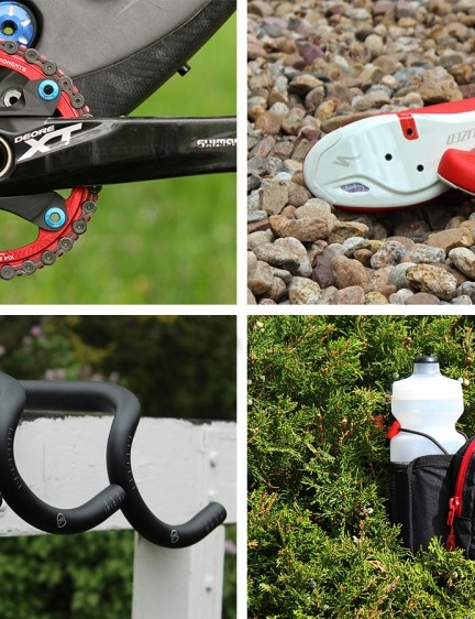 Here's some of the latest gear to arrive at BikeRadar HQ