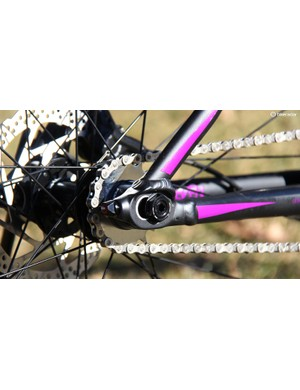 The Superfly SS comes with a stock gearing of 32x18