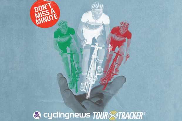 Follow the 2015 Giro d'Italia with the Cyclingnews Tour Tracker app