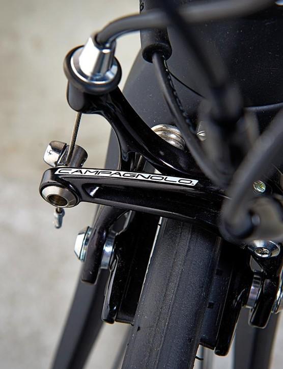 Talking Italian – Campagnolo Athena gears, brakes …