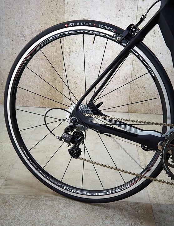 and Khamsin wheels