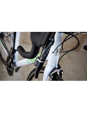 SRAM's hydraulic rim brakes offer great feel and force
