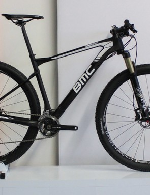 The BMC TE01 model we suspect will be most popular, featuring 2016 Shimano XT 11-speed and at a price of Û3,399 / US$3,599