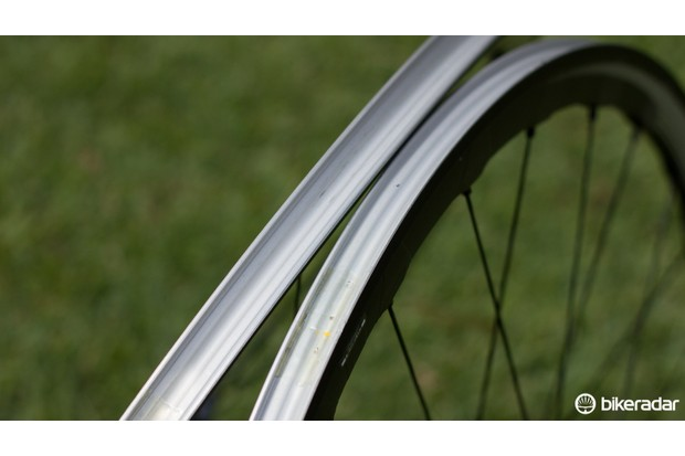 3f09b31b273 Tubeless rims are another mountain biking innovation that s becoming more  common on the road — pictured