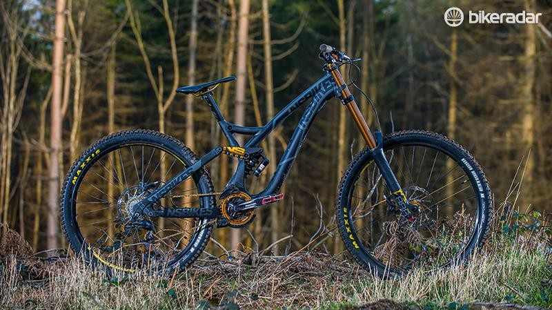ef331d19523 It may be 'entry-level' as DH bikes go, but the Fuzz