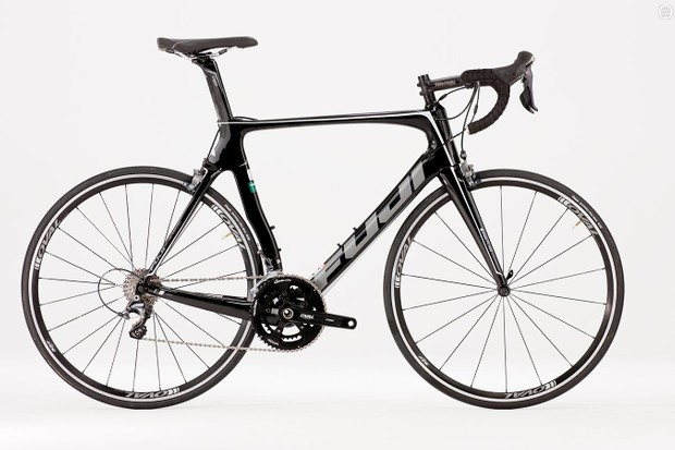 Fuji's Transonic 2.3 offers serious value for riders seeking a speed machine