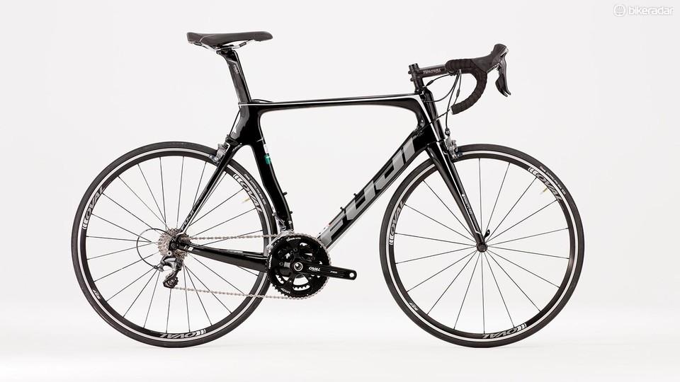 d6933d6b21f Fuji's Transonic 2.3 offers serious value for riders seeking a speed machine