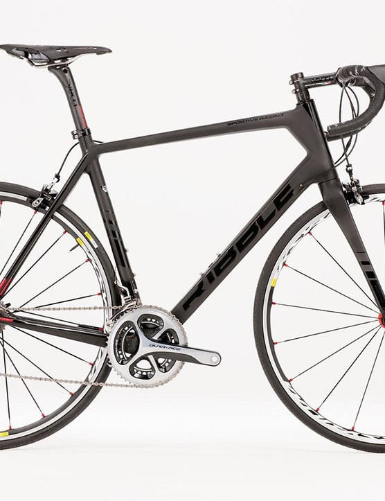 Ribble's Sportive Racing packs a simply unbeatable spec level onto a much-improved frameset