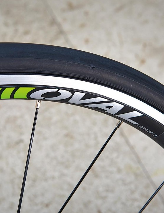 When are Ovals round? When they're a wheelset!