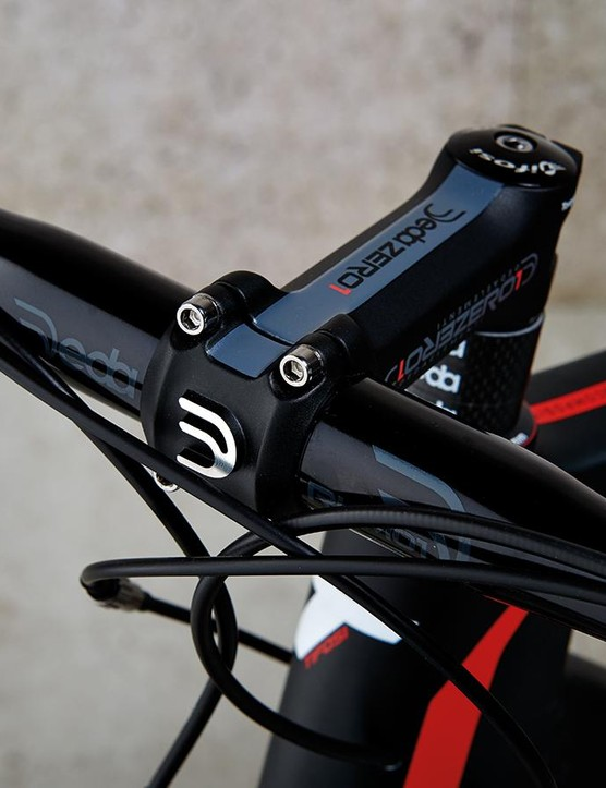 A classy cockpit from Deda