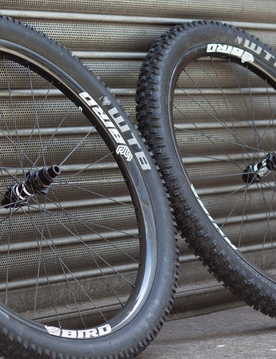 Bird AM 35 wheelset