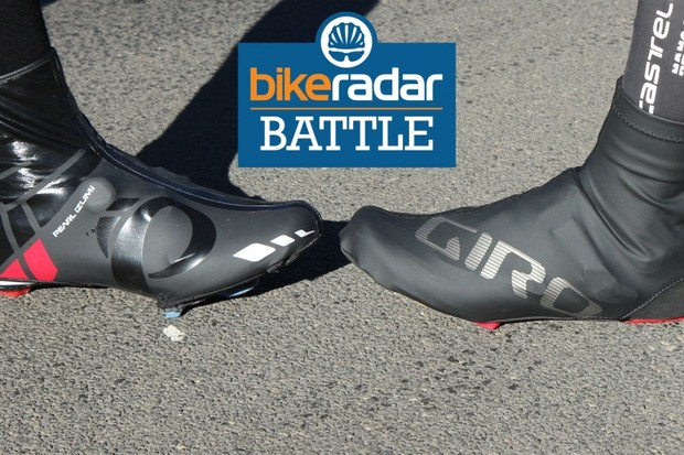 We tested the Pearl PRO Barrier WxB against the Giro Blaze over a few months