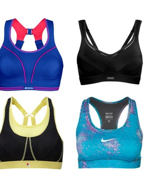 There's an ever-growing selection of sports bras available on the market