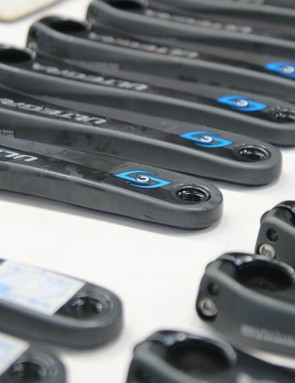 Stages now makes power meters with Shimano, FSA, Cannondale and SRAM cranks