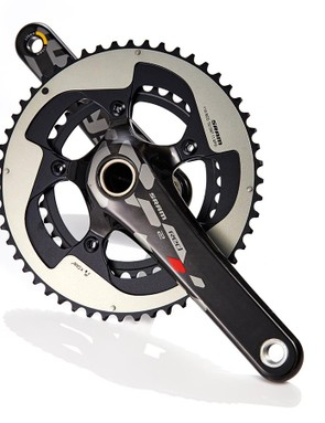 SRAM's Red 22 crankset offers the best combination of performance and versatility at the high end of the market