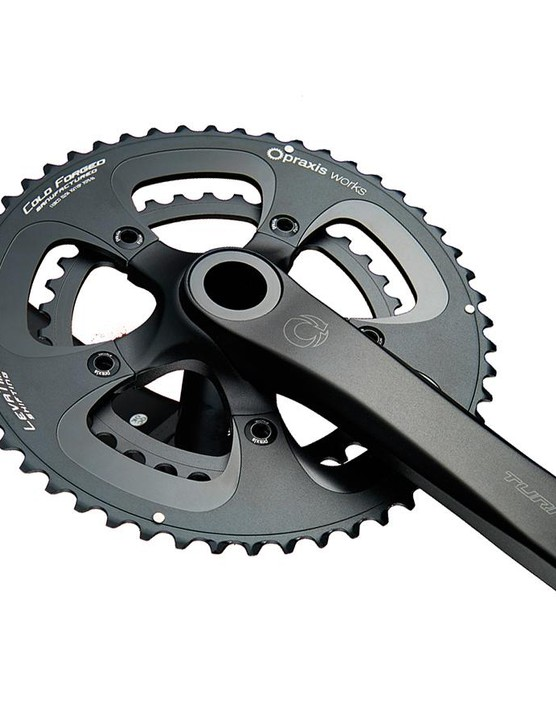 The Turn Zayante translates Praxis's excellent reputation into an outstanding crankset