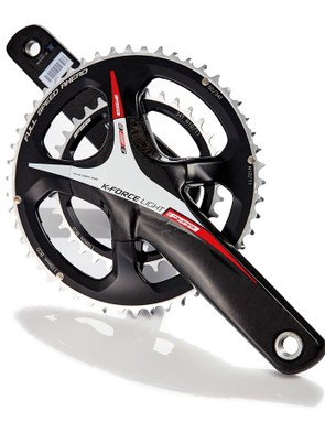 FSA's K-Force Light is not for the faint of wallet but delivers impressive stiffness relative to its weight