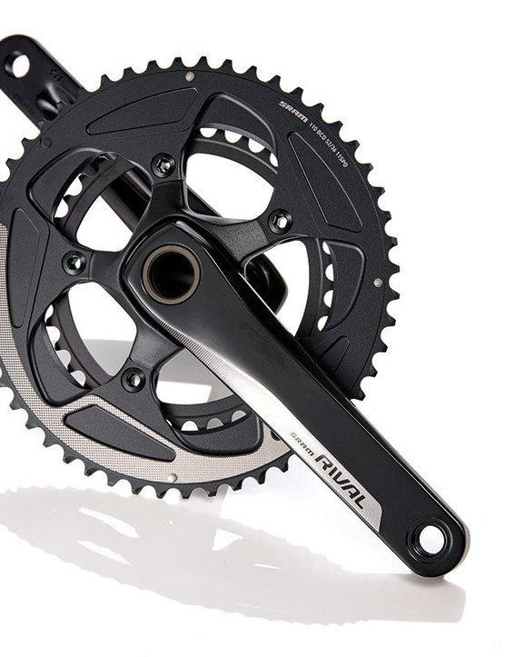 SRAM's Rival 22 is a solid though weighty mid-price option