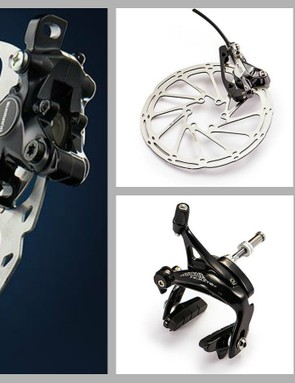 Best road disc and caliper brakes