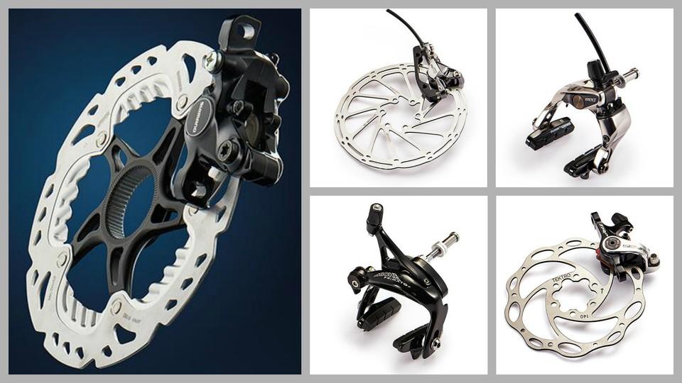 3520e811b Best road disc and caliper brakes - BikeRadar