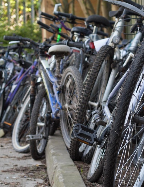 Nearly 5,000 bikes have been traded in to date