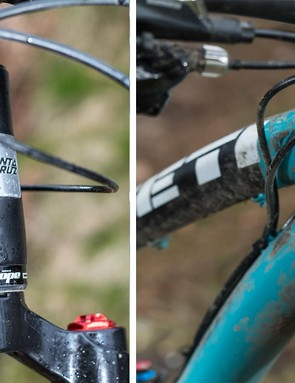 Two of the most popular trail bikes, but which one is better?