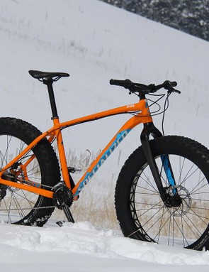 The Fatboy is an affordable first fat bike