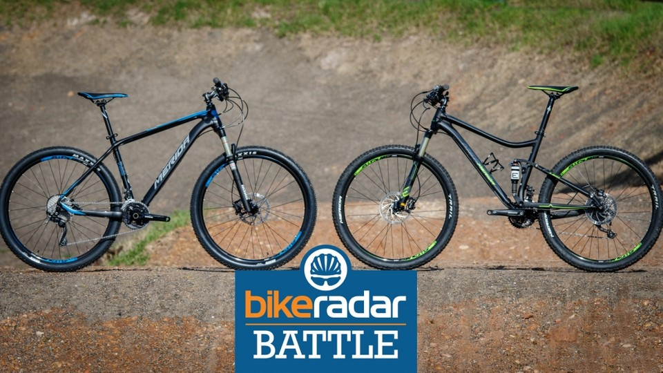 Best Budget Mountain Bike >> Hardtail Vs Full Suspension Mountain Bike Which Is Best On