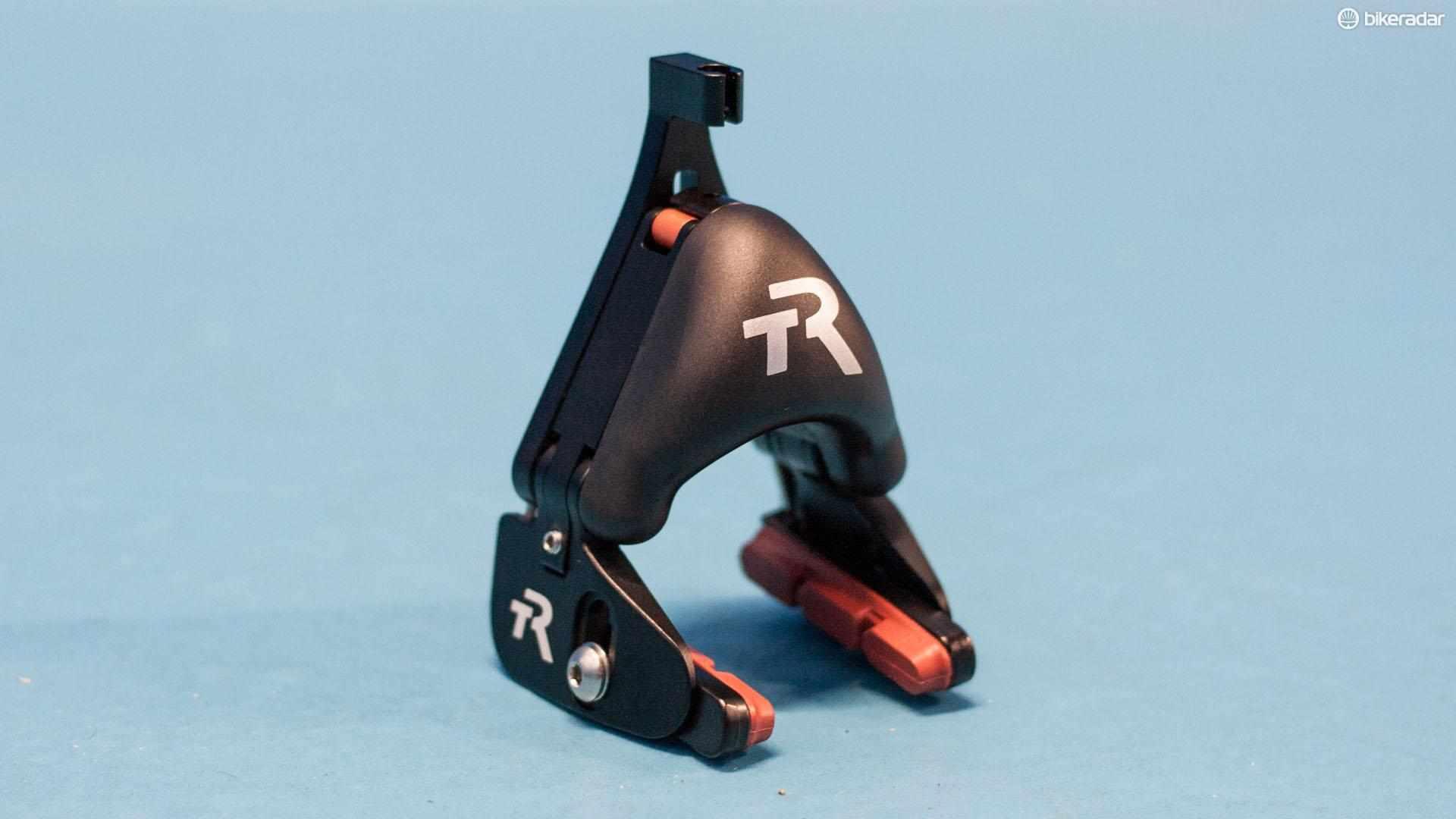 The TriRig Omega X TT front brake