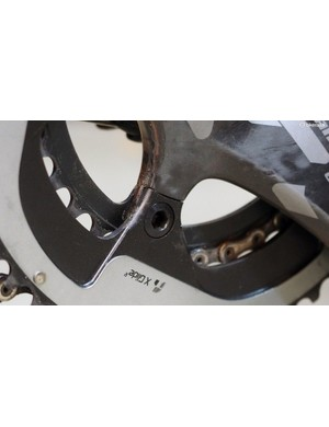 Creaks don't always come from the bottom bracket. Chainrings can also creak where they attach to the crankarm