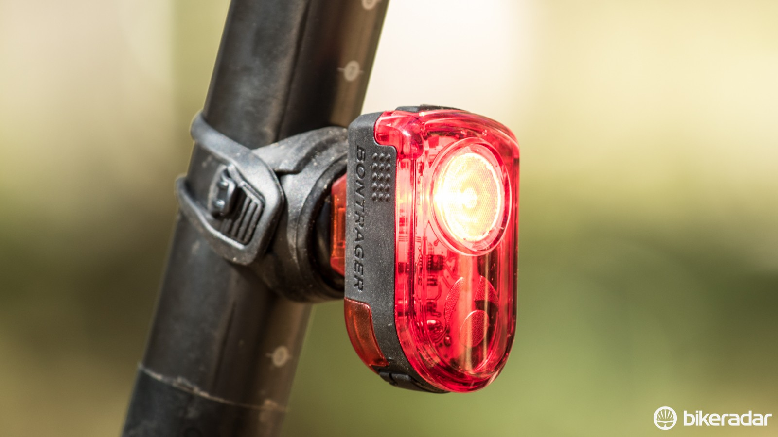 The Bontrager Flare R rear light is for use both day and night