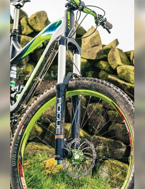 RST Rogue fork