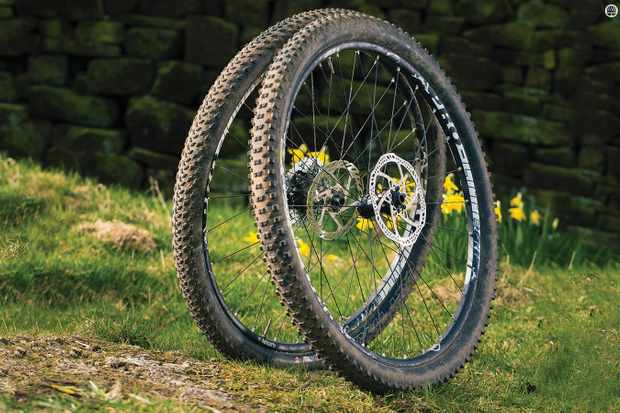 Pro Lite's Antero AM 29er wheels are impressively bombproof in terms of wear and tear, but not as rugged-feeling as they could be