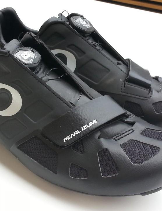 Pearl Izumi's Elite RD IV road shoes